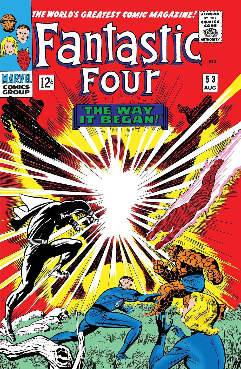 TRUE BELIEVERS FANTASTIC FOUR KLAW 1.jpg