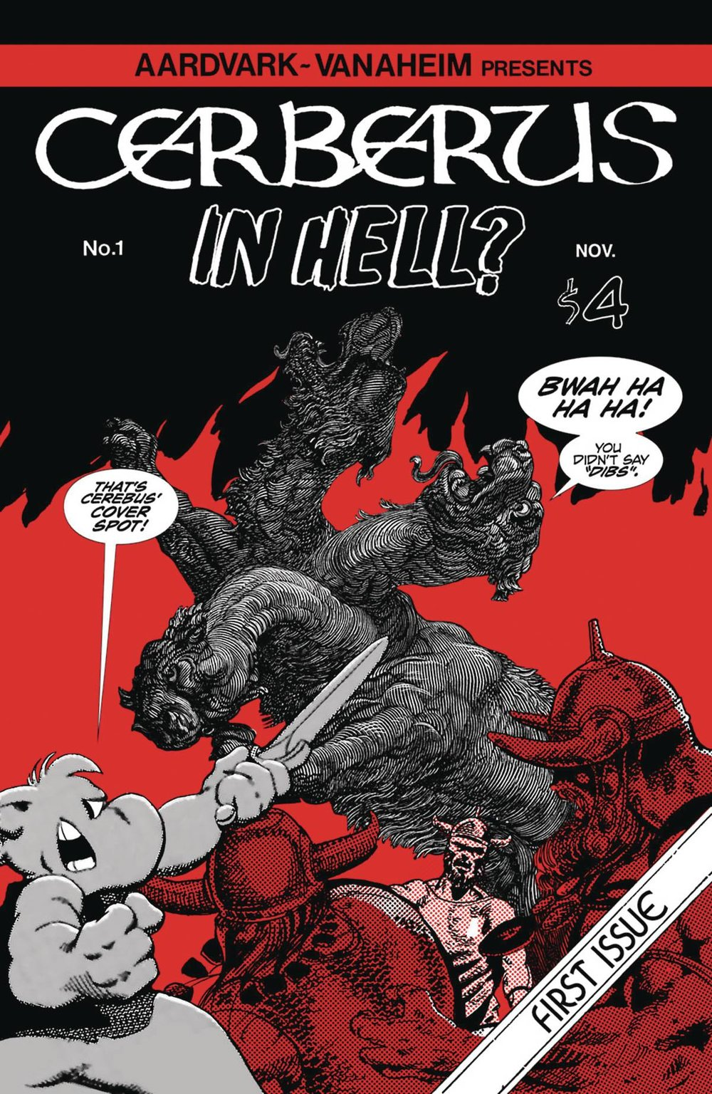 CEREBUS IN HELL (2018) 1.jpg