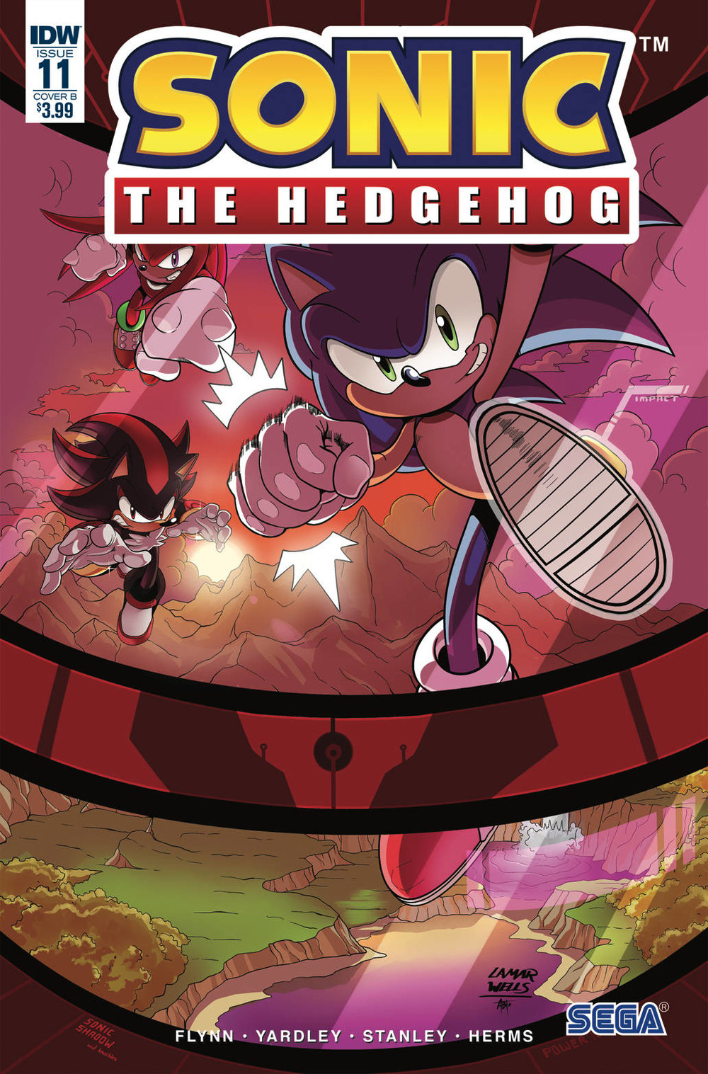SONIC THE HEDGEHOG 11 CVR B YARDLEY.jpg