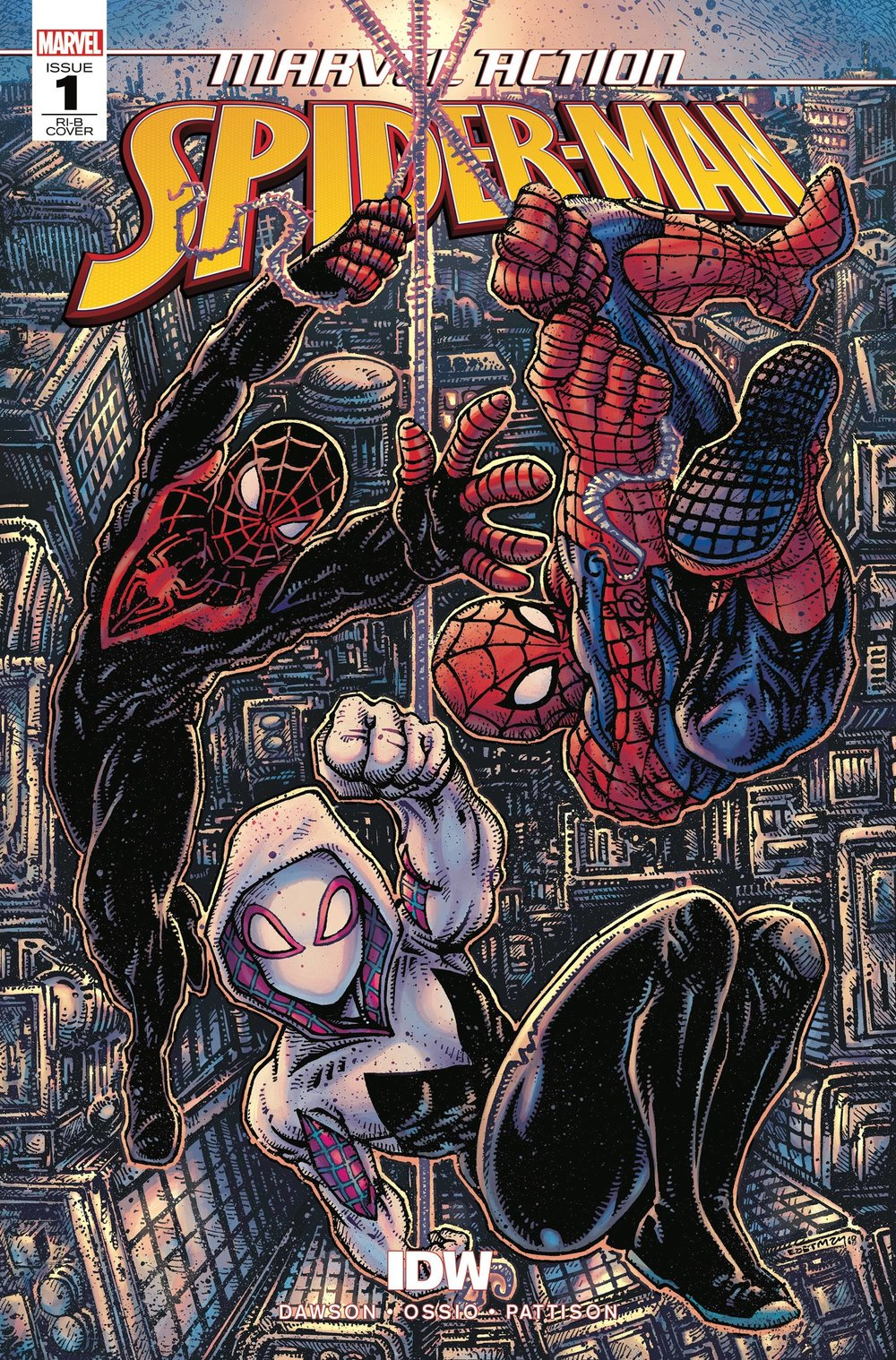SPIDER-MAN (IDW) 1 25 COPY INCV.jpg