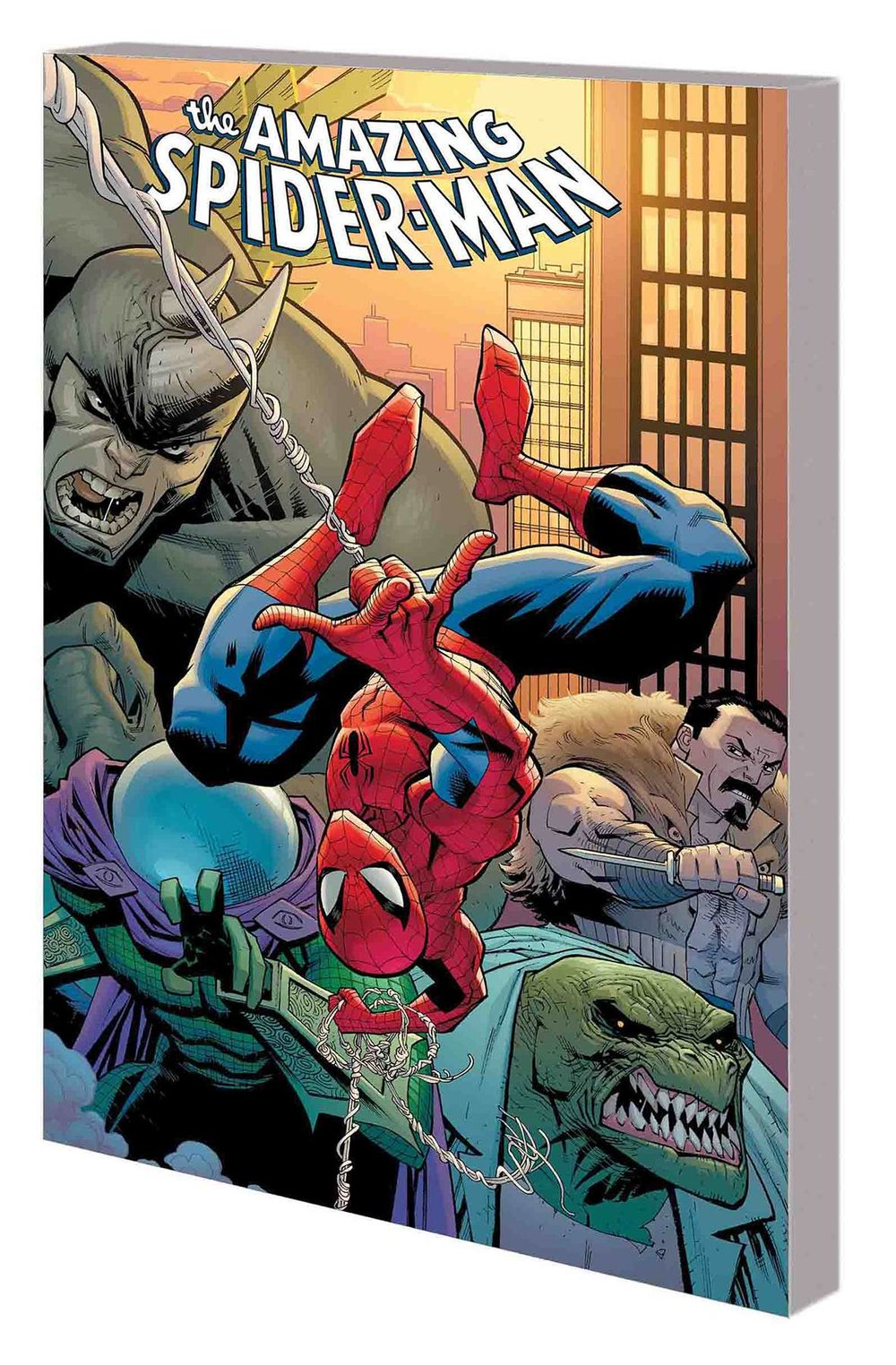 AMAZING SPIDER-MAN BY NICK SPENCER TP 1 BACK BASICS.jpg