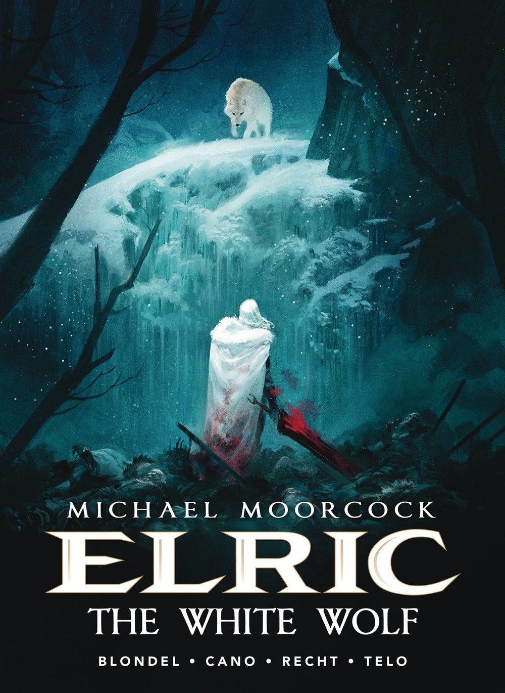 MOORCOCK ELRIC HC 3 of 4 WHITE WOLF.jpg