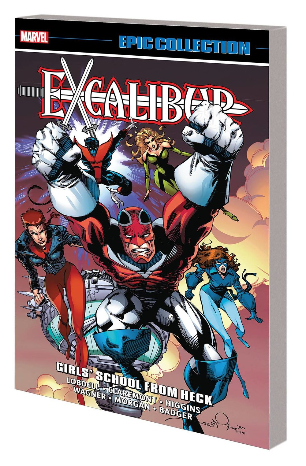 EXCALIBUR EPIC COLLECTION TP GIRLS SCHOOL HECK.jpg