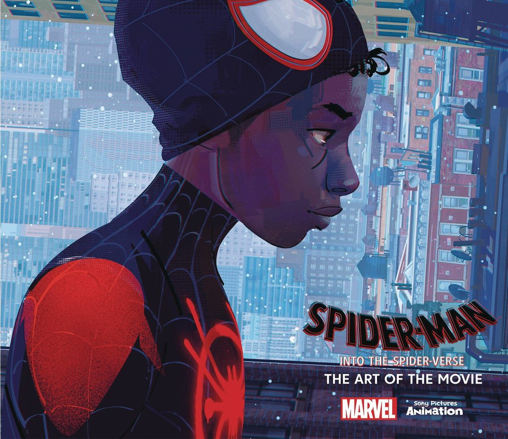 SPIDER-MAN INTO SPIDER-VERSE ART OF THE MOVIE HC.jpg