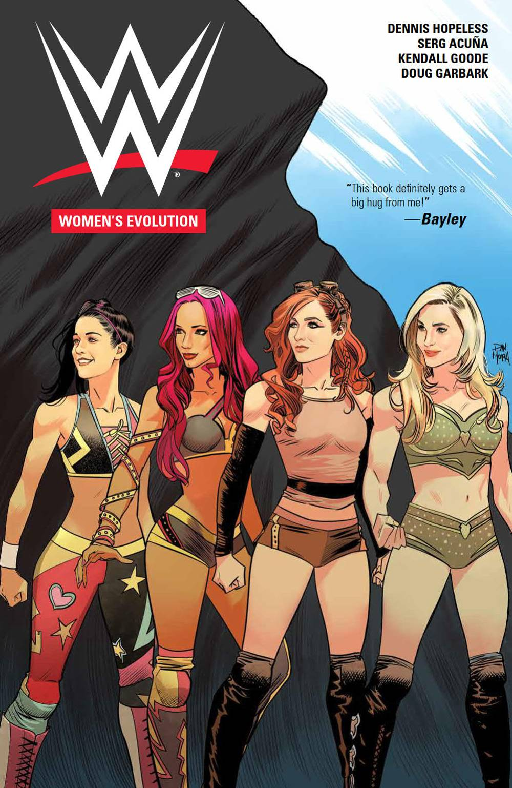 WWE ONGOING TP 4 WOMENS EVOLUTION.jpg