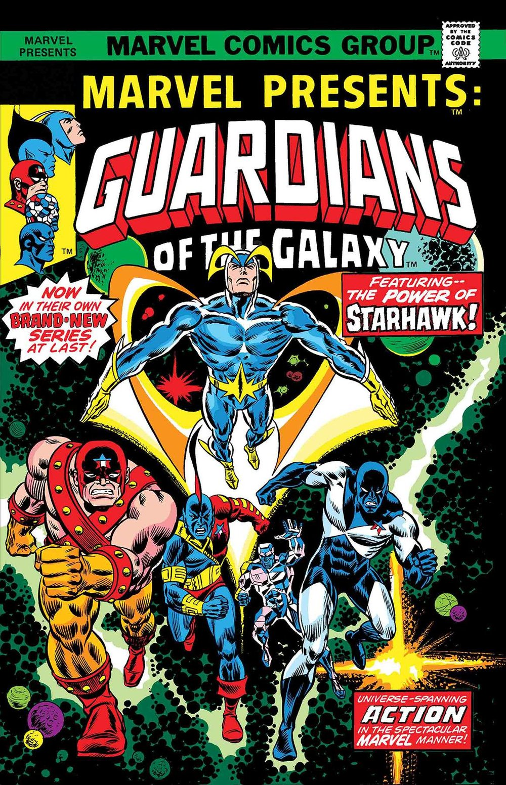MARVEL PRESENTS 3 GOTG FACSIMILE EDITION.jpg