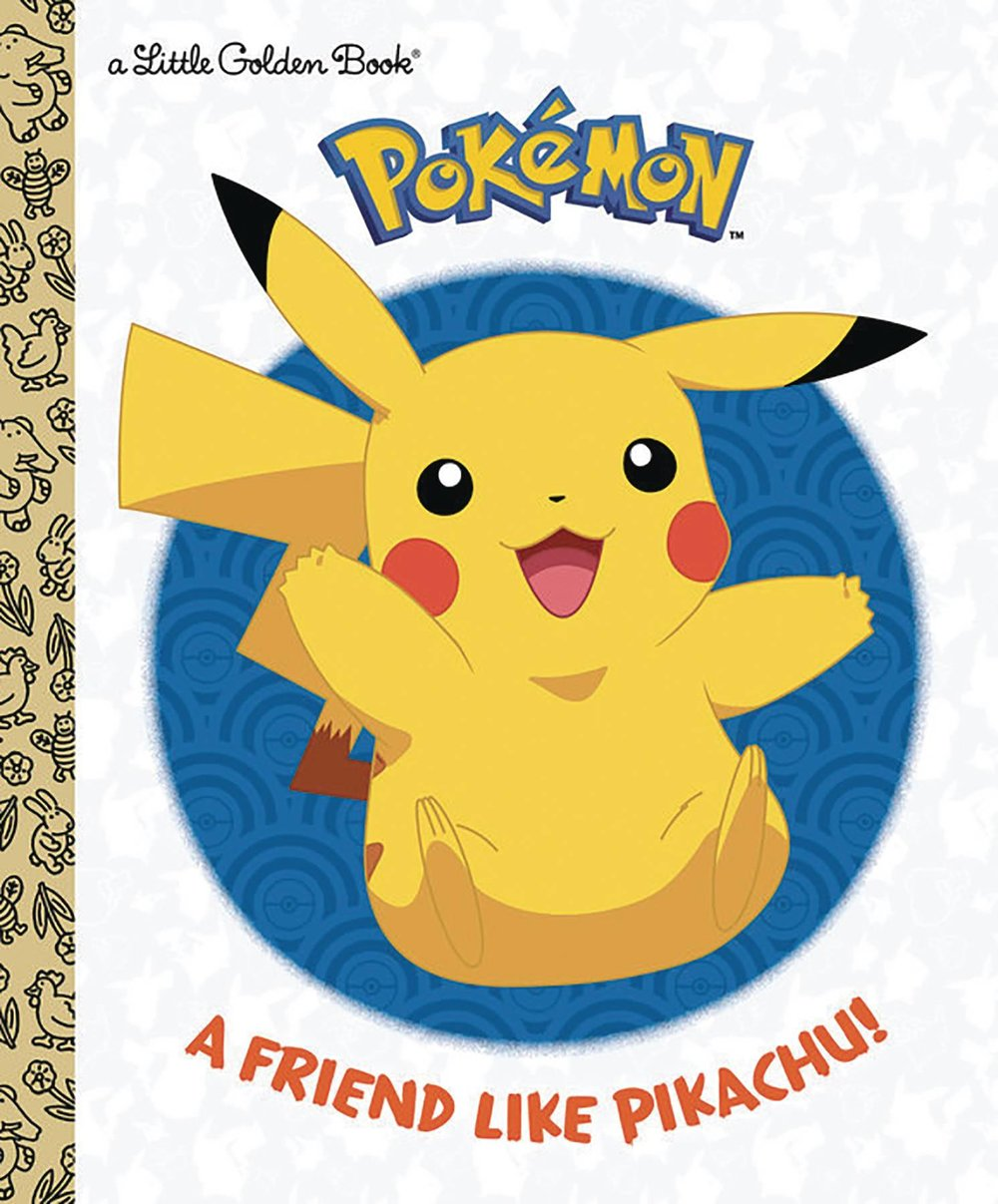 A FRIEND LIKE PIKACHU POKEMON LITTLE GOLDEN BOOK.jpg