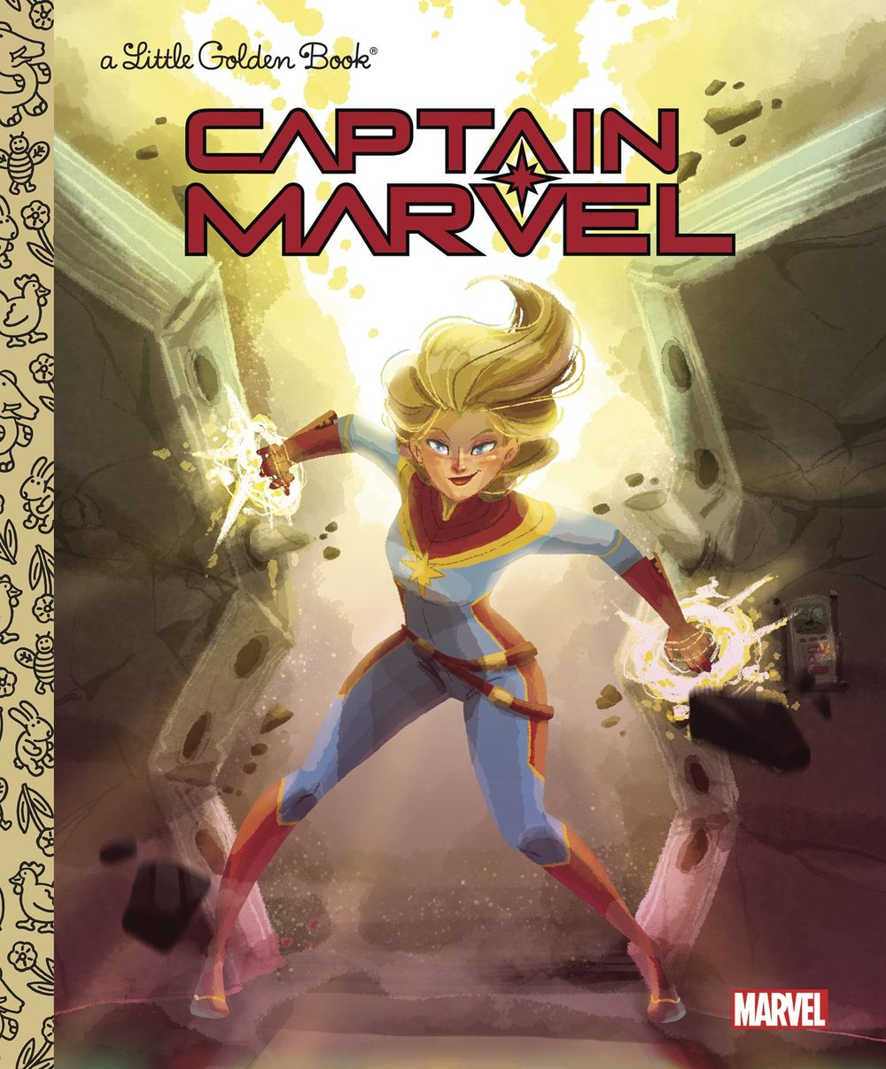 CAPTAIN MARVEL LITTLE GOLDEN BOOK.jpg