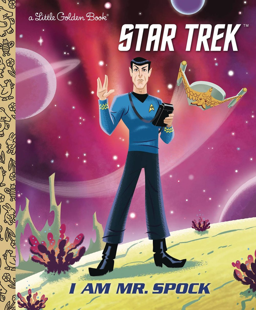 I AM MR SPOCK LITTLE GOLDEN BOOK.jpg
