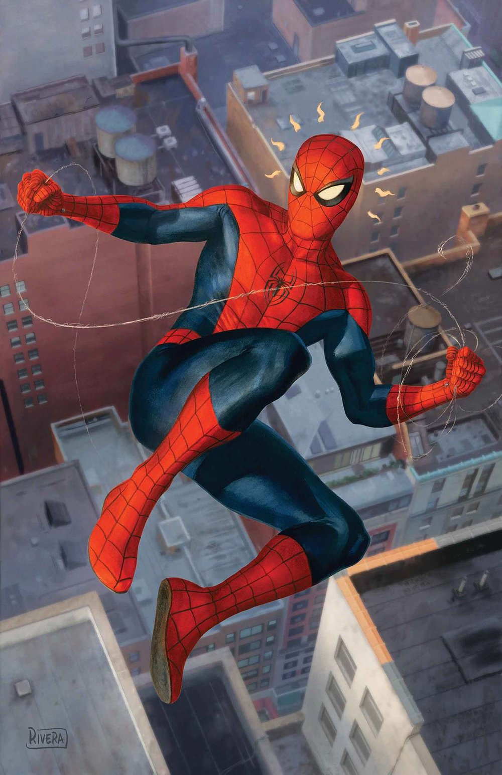 AMAZING SPIDER-MAN BY RIVERA POSTER.jpg