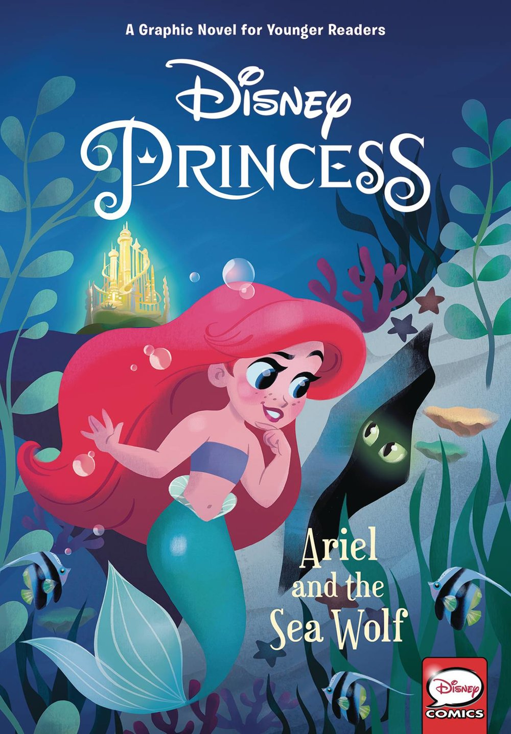 DISNEY PRINCESS HC ARIEL AND SEA WOLF (YOUNG READERS).jpg