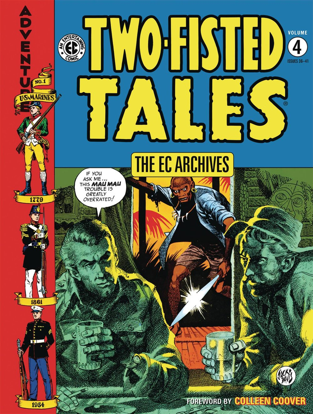 EC ARCHIVES TWO-FISTED TALES HC 4.jpg