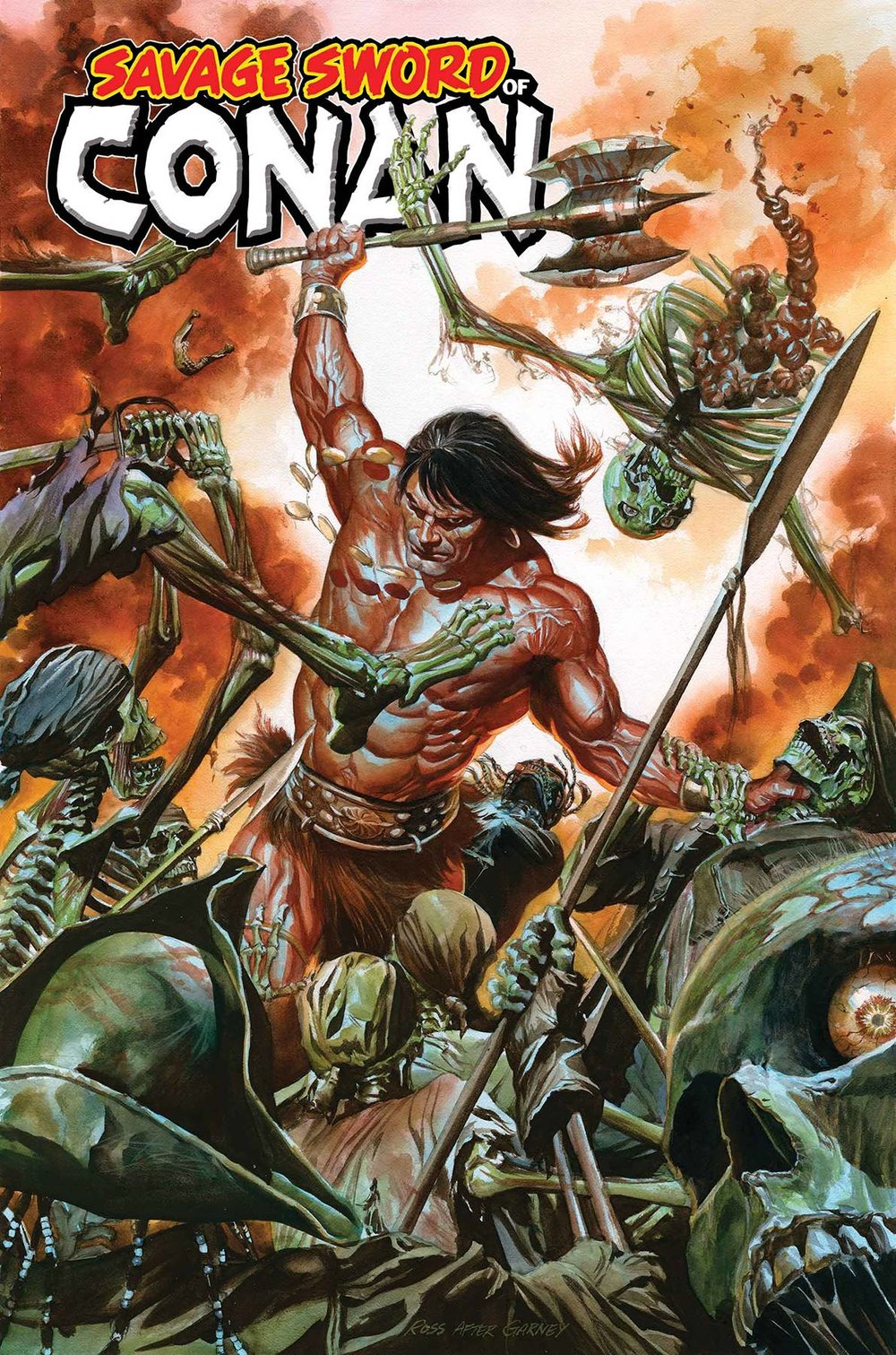 SAVAGE SWORD OF CONAN BY ALEX ROSS POSTER.jpg