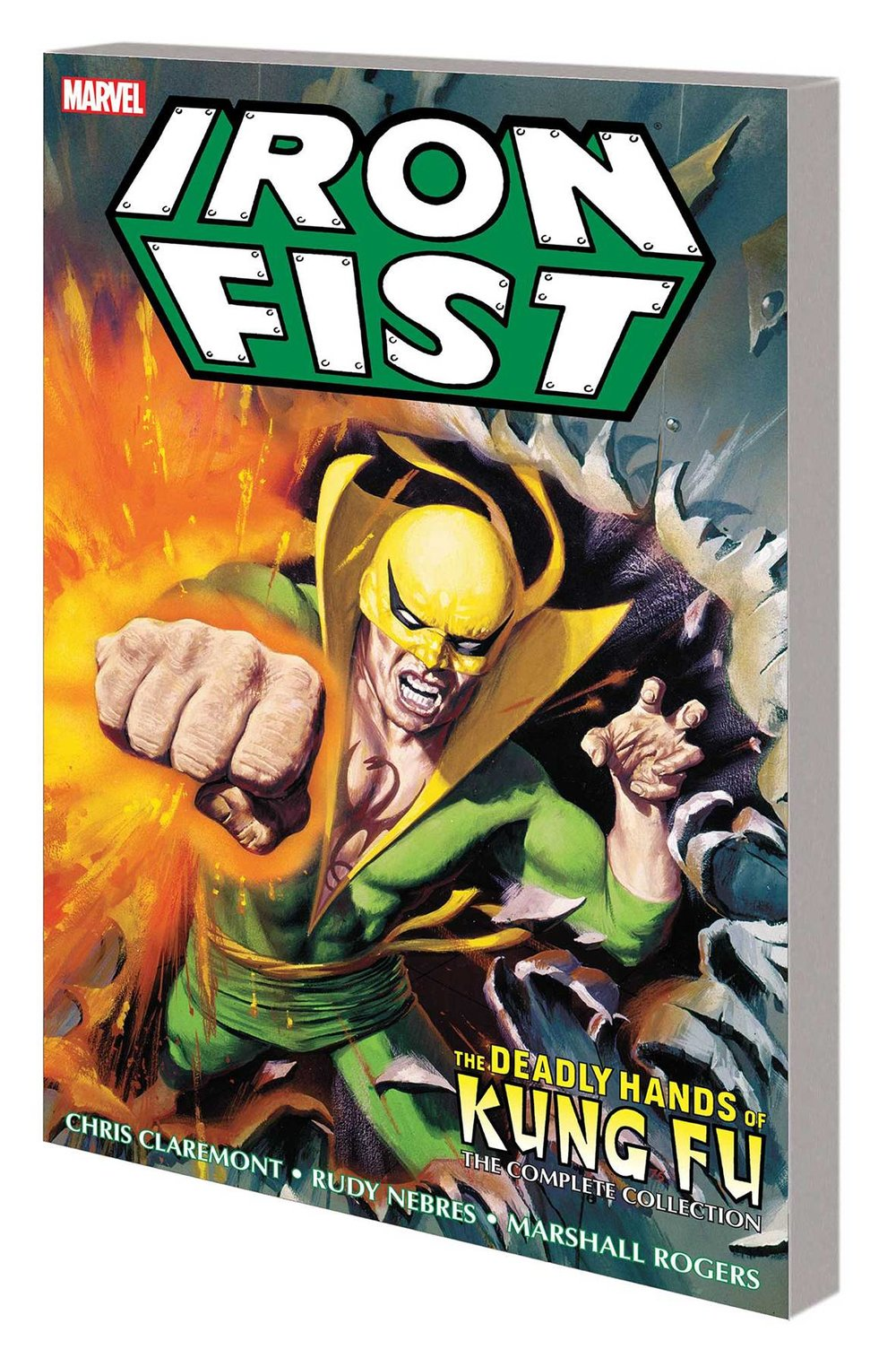 IRON FIST DEADLY HANDS KUNG FU TP COMPLETE COLLECTION.jpg
