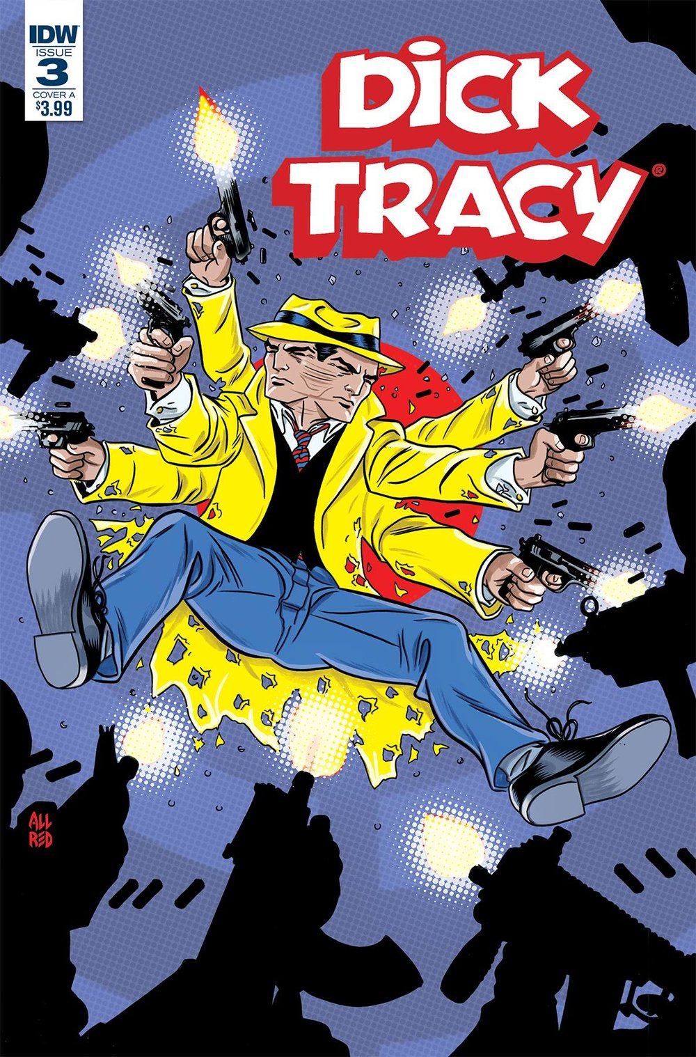 DICK TRACY DEAD OR ALIVE 3 of 4 CVR A ALLRED.jpg
