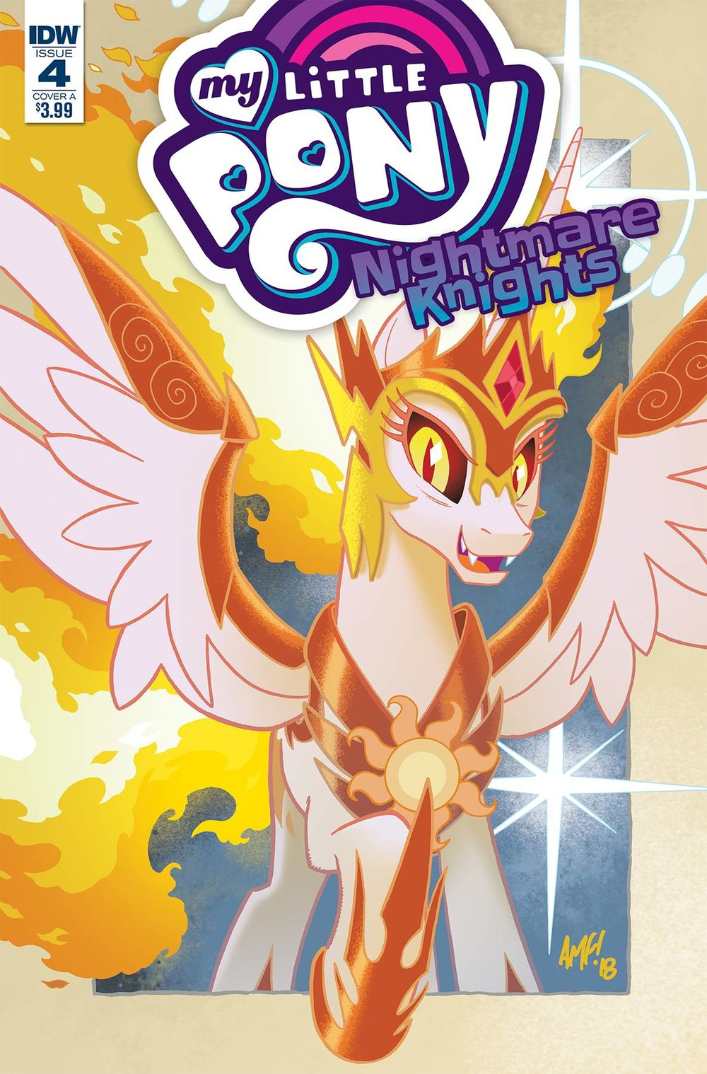 MY LITTLE PONY NIGHTMARE KNIGHTS 4 CVR A FLEECS.jpg