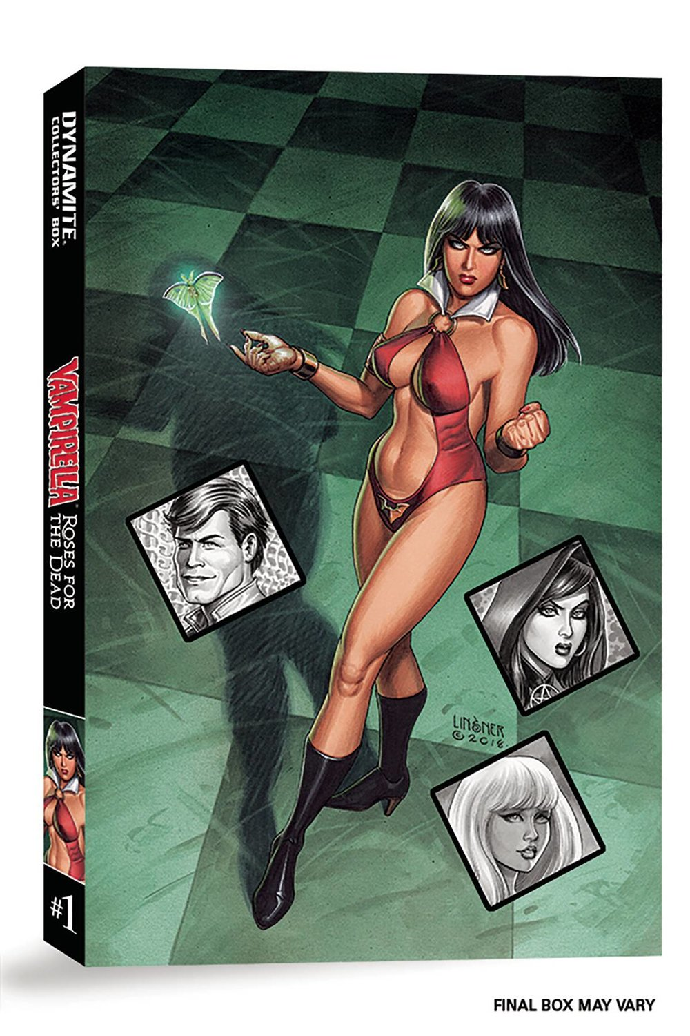 VAMPIRELLA ROSES FOR DEAD 1 of 5 DELUXE COLLECTORS BOX.jpg