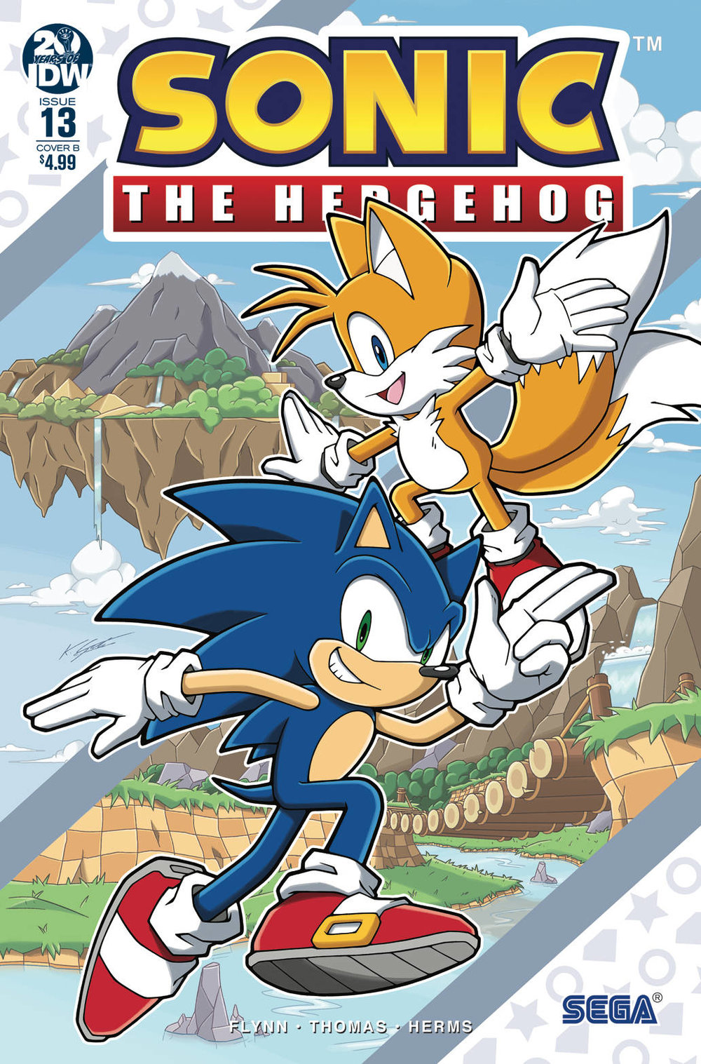 SONIC THE HEDGEHOG 13 CVR B GATES.jpg