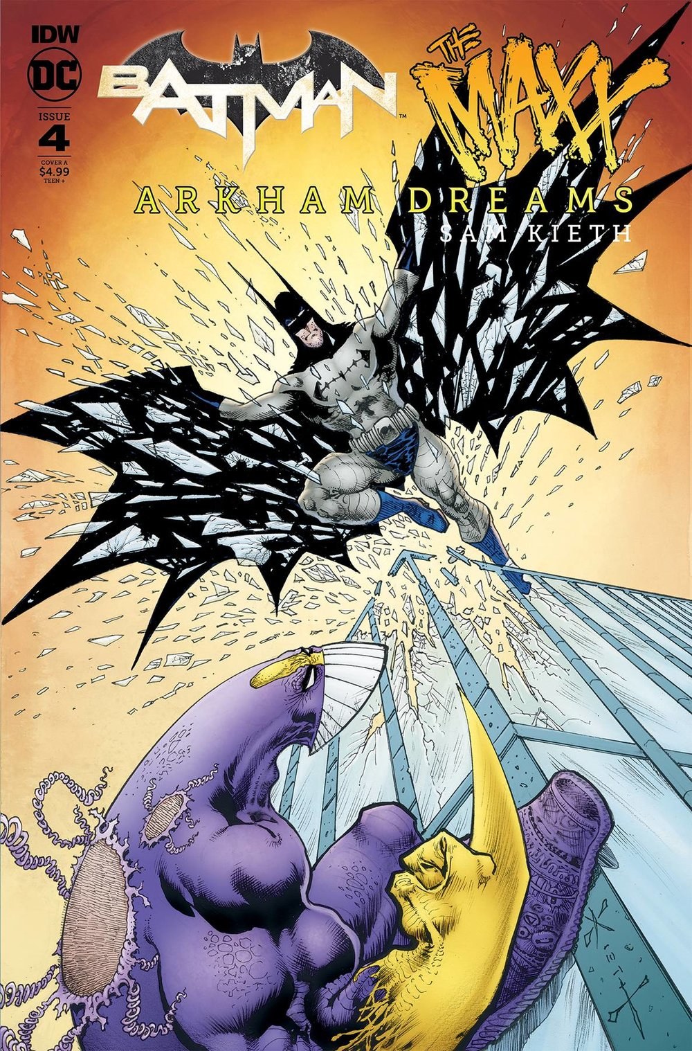 BATMAN THE MAXX ARKHAM DREAMS of 5 CVR A KIETH.jpg