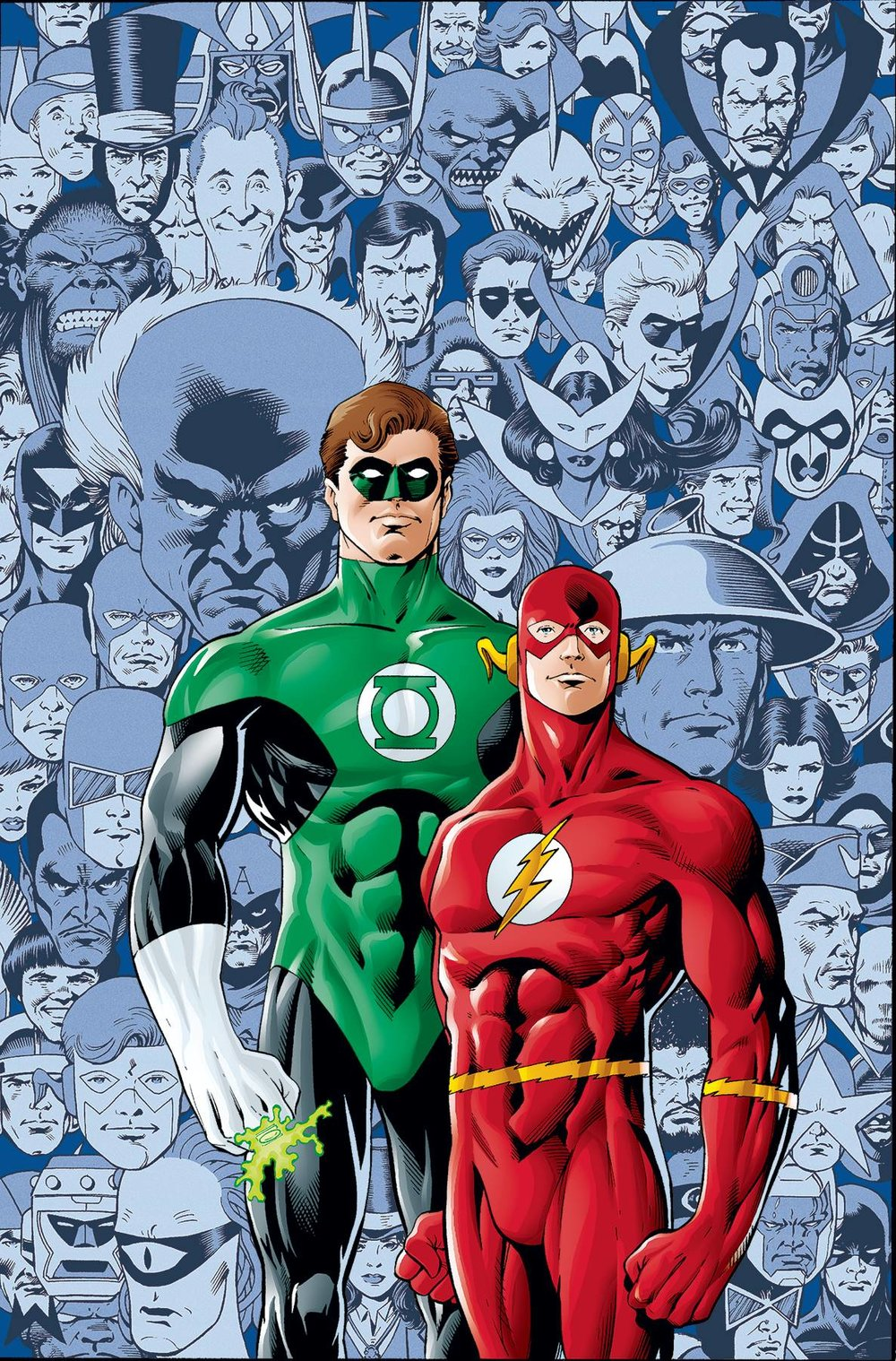 FLASH GREEN LANTERN BRAVE & THE BOLD DLX ED HC.jpg