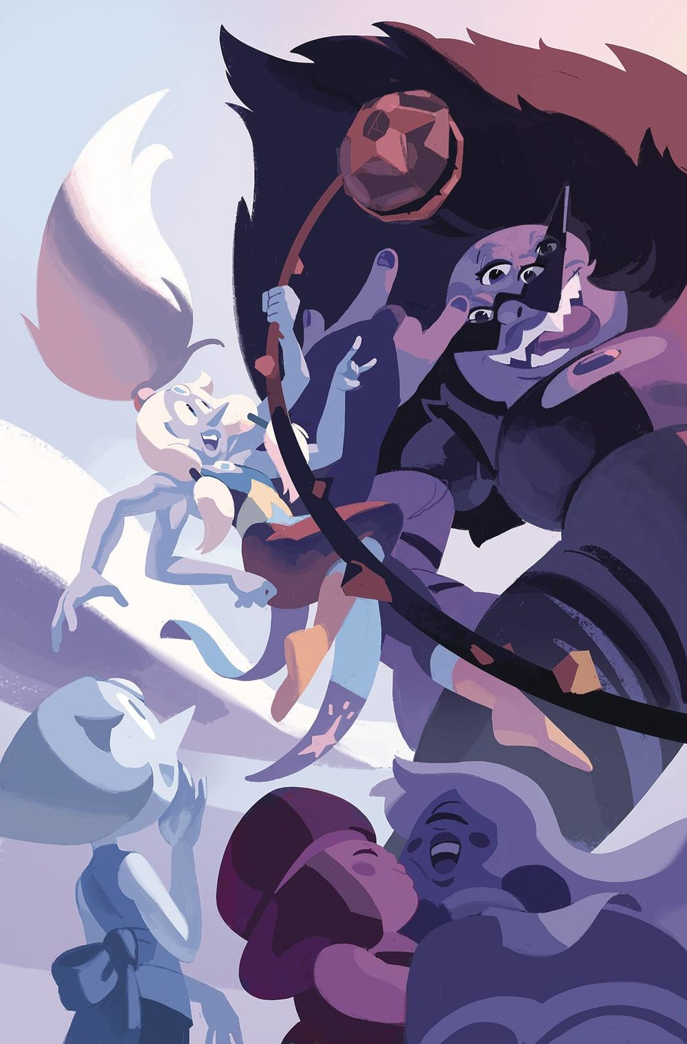 STEVEN UNIVERSE FUSION FRENZY 1 MAIN CVR A CONNECTING.jpg