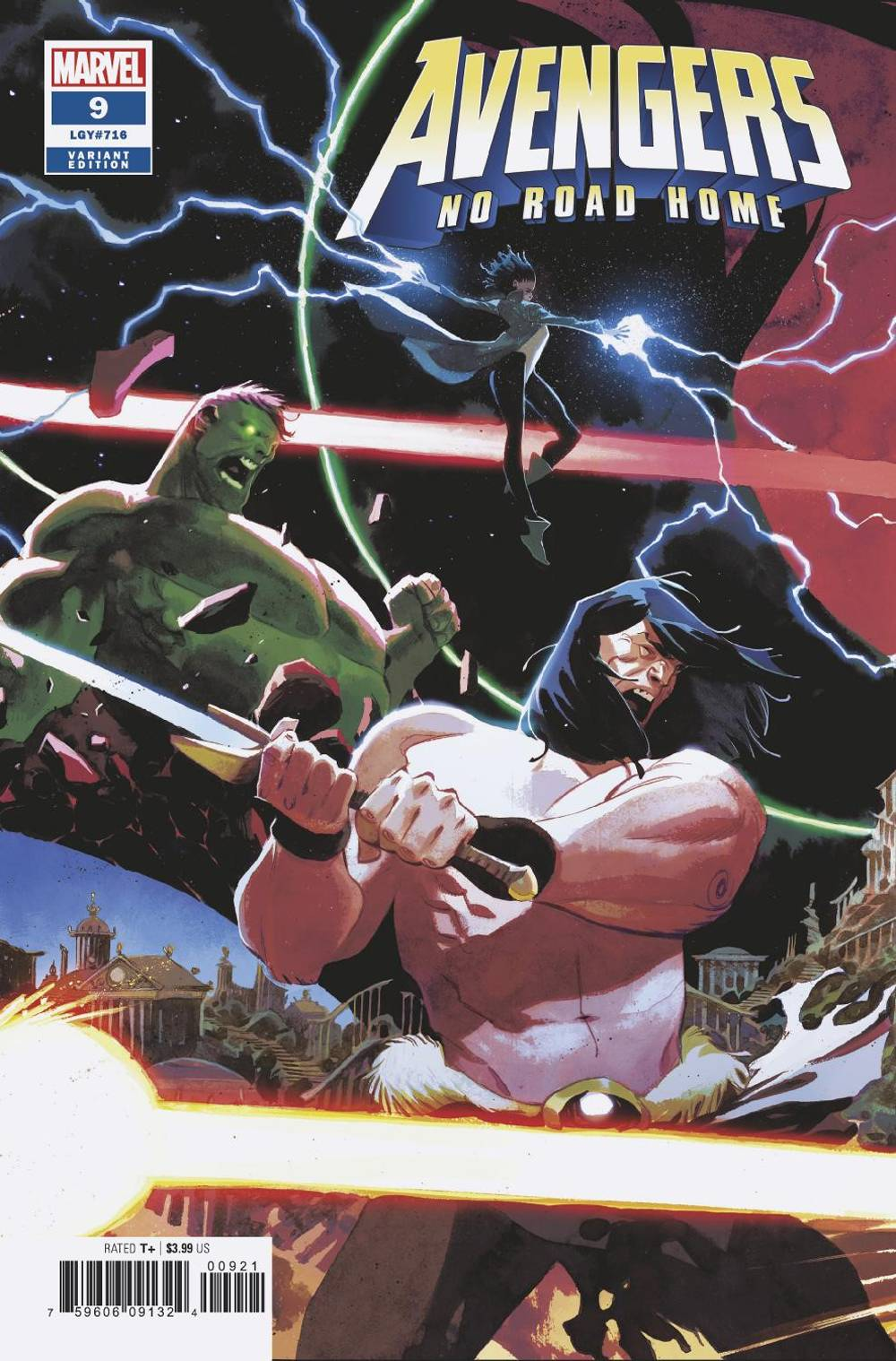 AVENGERS NO ROAD HOME 9 of 10 SCALERA CONNECTING VAR.jpg