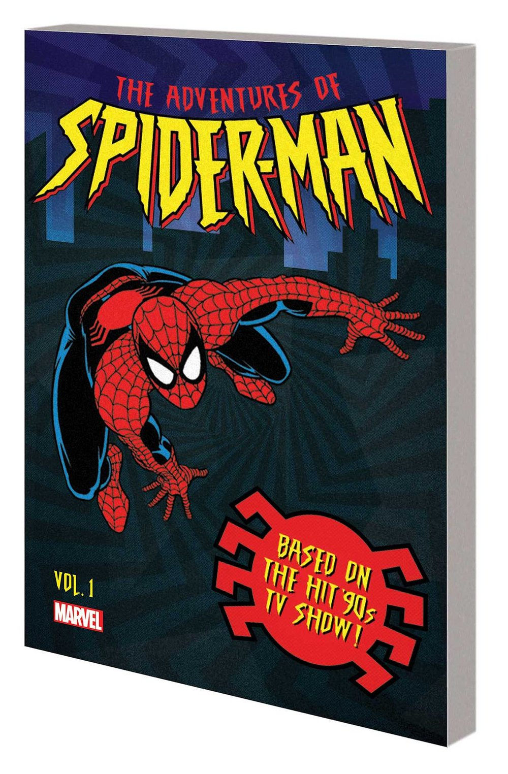 ADVENTURES OF SPIDER-MAN GN TP 1.jpg