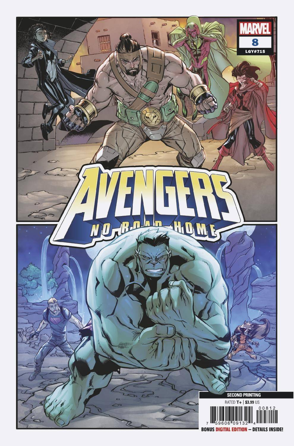 AVENGERS NO ROAD HOME #8 (OF 10) 2ND PTG BARBERI VAR.jpg
