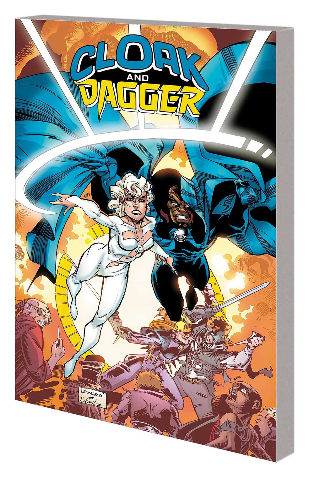 CLOAK AND DAGGER TP AGONY AND ECSTASY.jpg