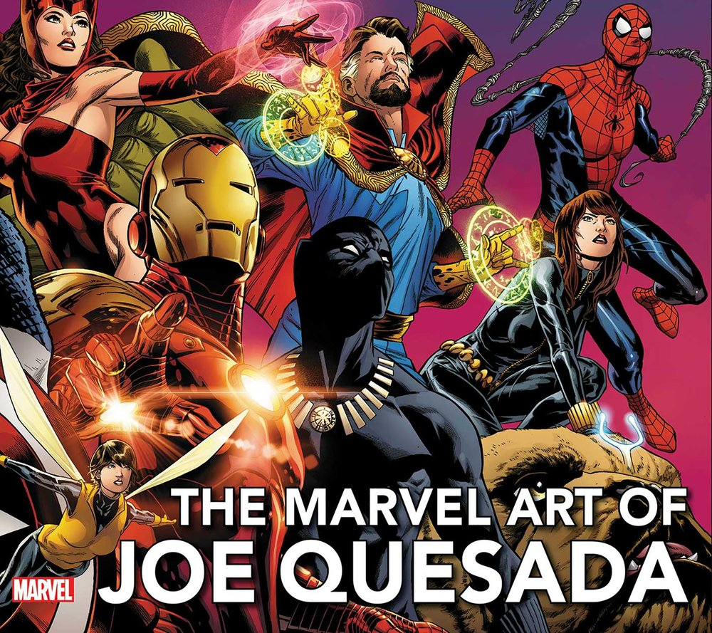 MARVEL ART OF JOE QUESADA HC NEW PRINTING.jpg