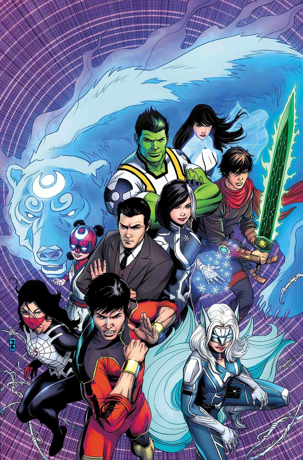 WAR OF REALMS NEW AGENTS OF ATLAS 1 of 4 ZIRCHER VAR.jpg