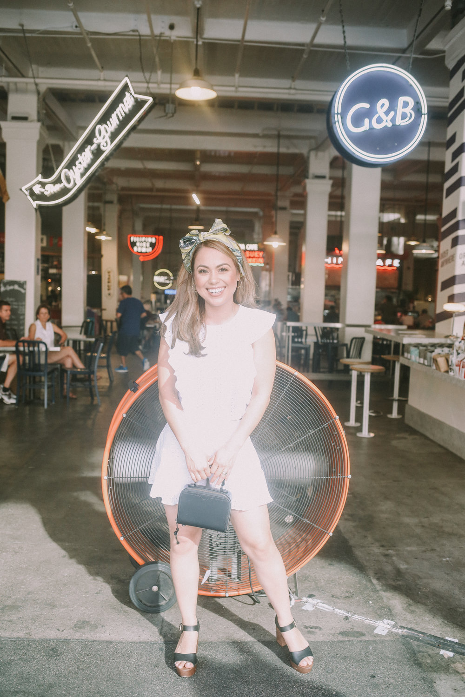 Grand Central Market-Los Angeles-Downtown LA