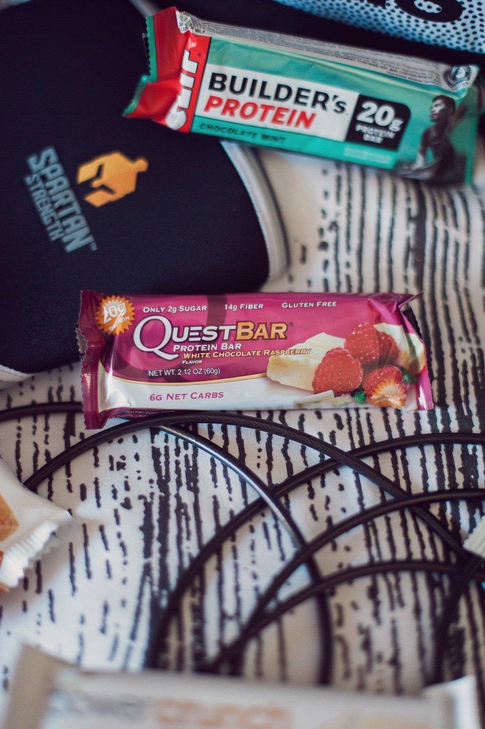 Top Five Protein Bars, top five protein bars, Quest Bar, ThinkThin, Power Crunch, Clif Builders, Protein Bars, protein bars,