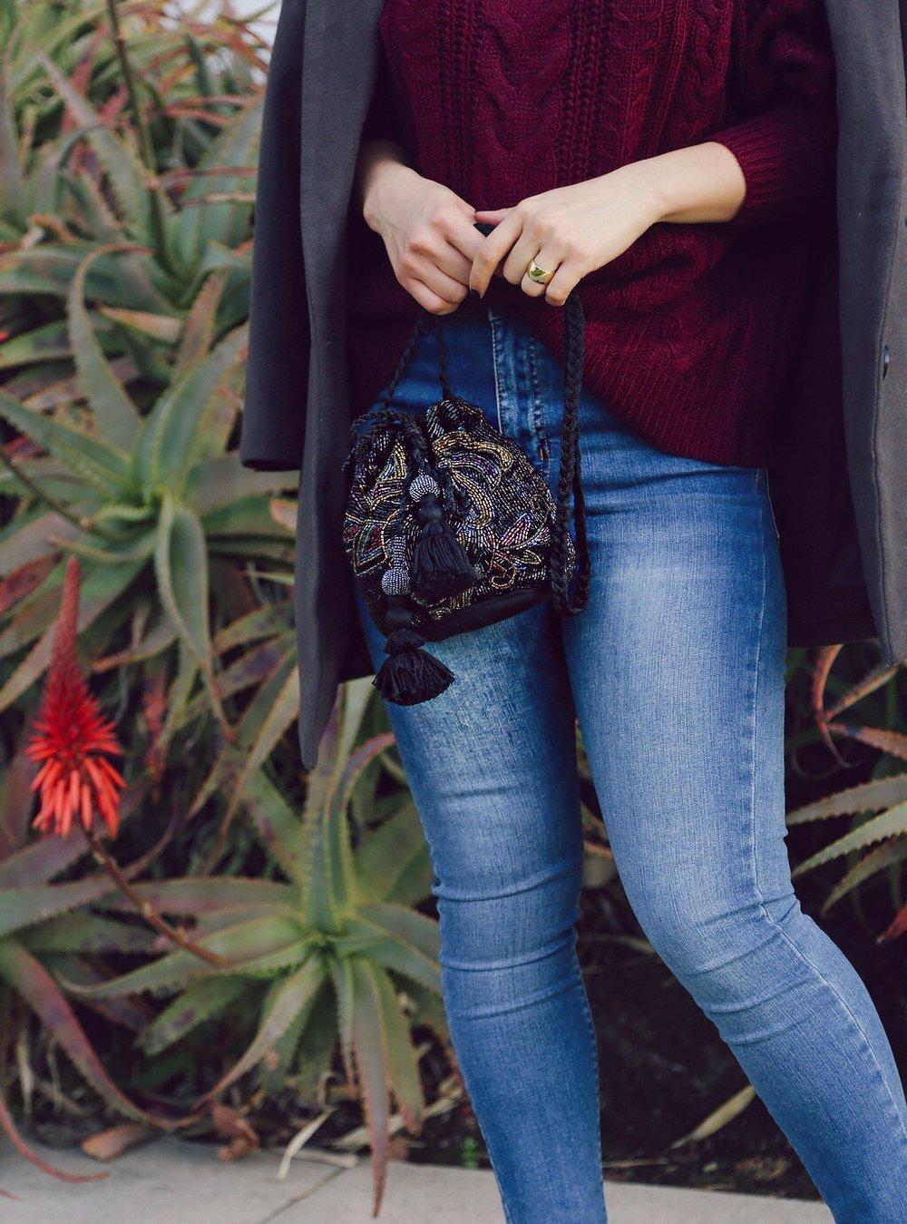 Beaded Bucket Bag, beaded bucket bag, beaded handbag, Beaded Handbag, Zara Handbags, zara handbags, Affordable Handbags, affordable handbags, Zara Clothing, zara clothing, Zara Women, zara women,