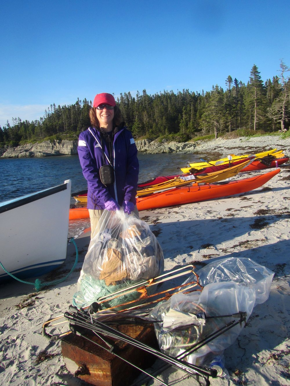 MODL LaHave Islands Clean Up