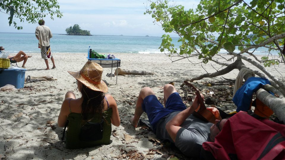 Isla Coiba, Panama, 2013. We're excited to return to this biodiversity hotspot this winter to lead several multi-element, soul-soothing getaways!