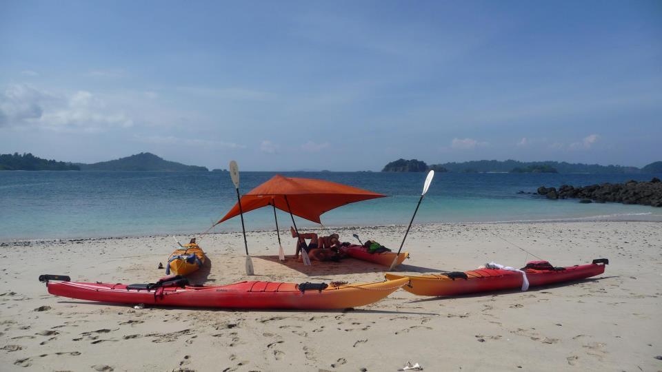 Coiba Panama Kayak