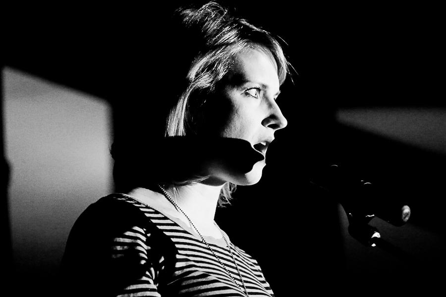 Portrait by Dallas Graham