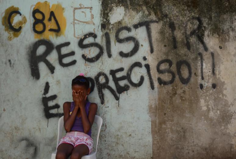 FAVELA RESISTS  2013