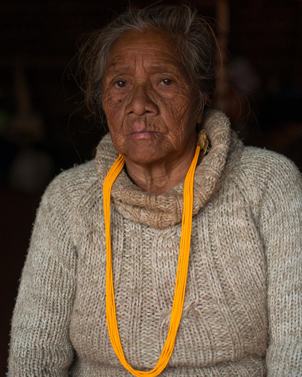 Cleide, 71, Kaiowá