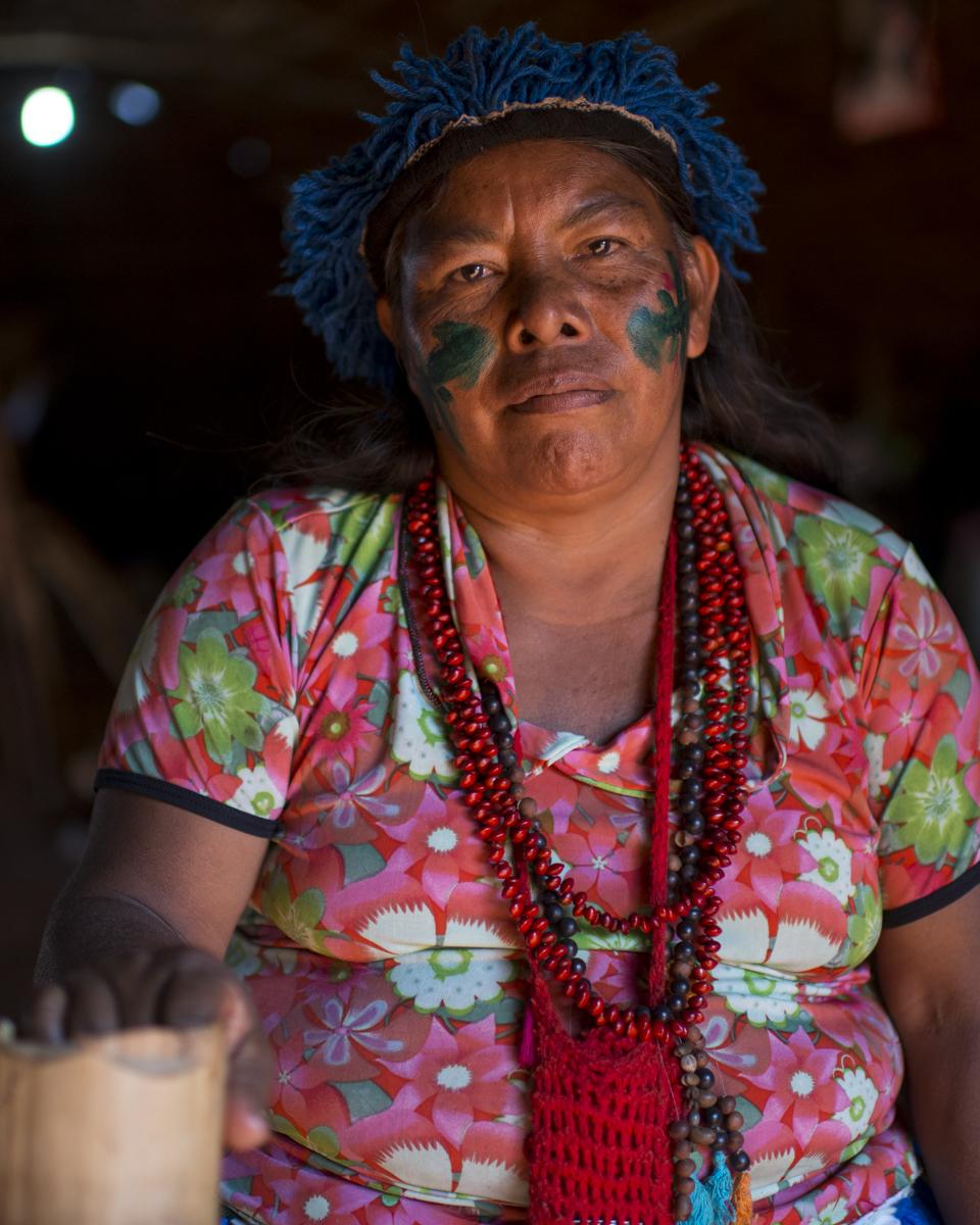 Adelaide A, 54, Kaiowá