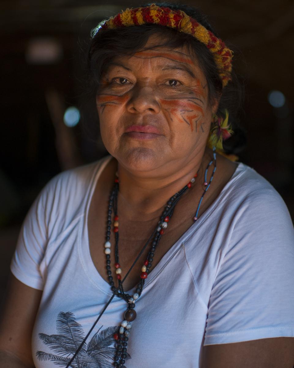 Nilza, 48, Kaiowá