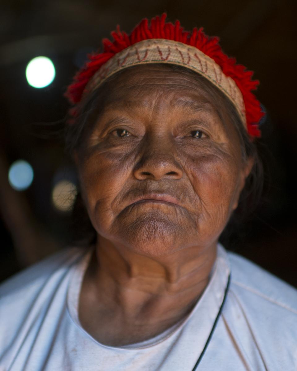 Cida, 58, Kaiowá