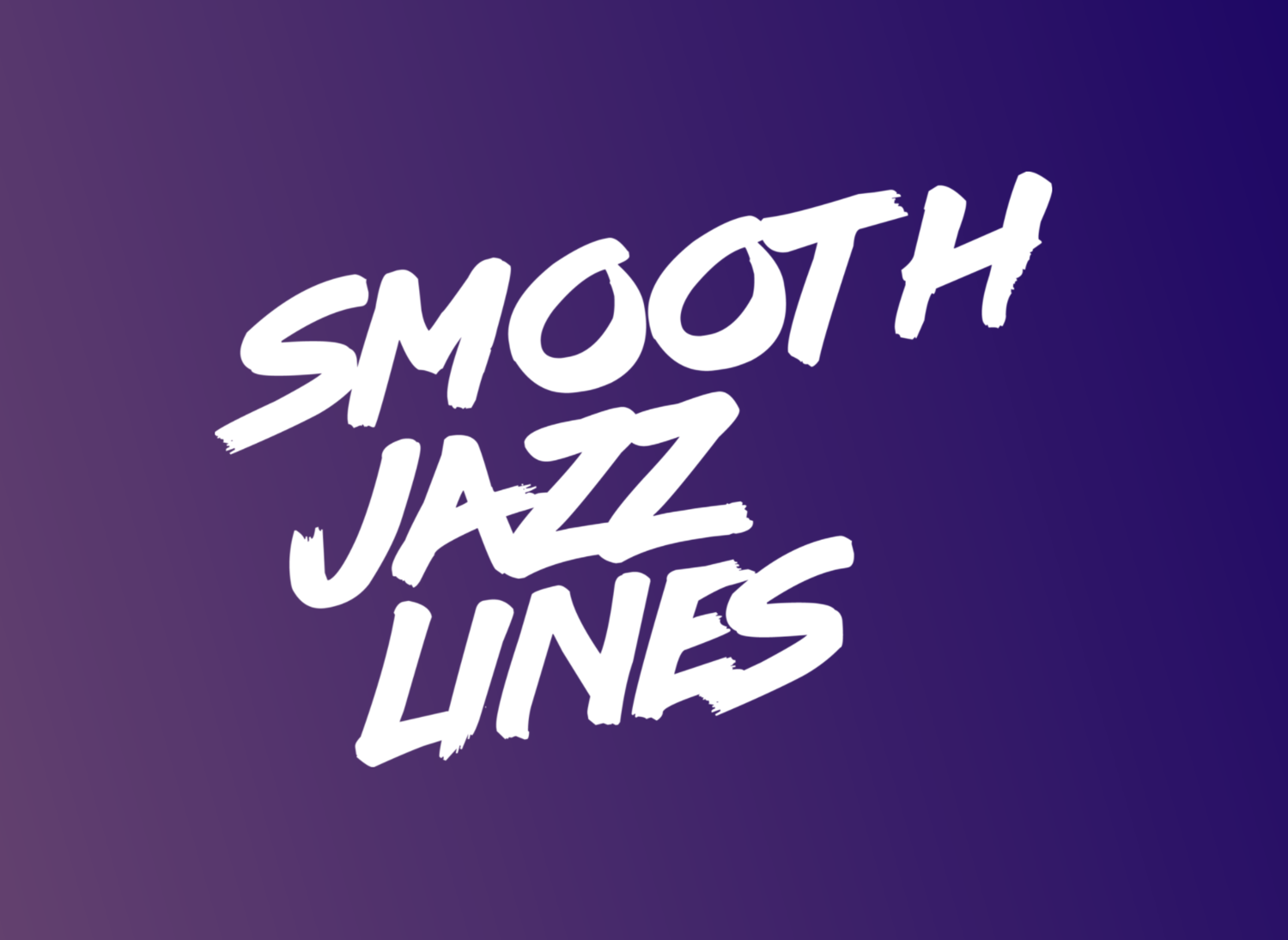 Smooth Jazz Lines