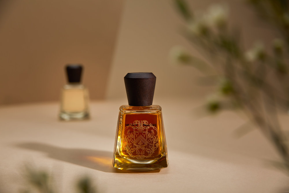 H Parfums Rare Fragrances Editorial Photography by threefold.