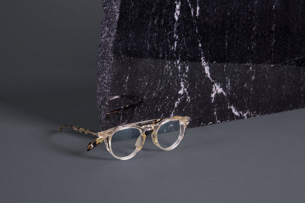 Art Direction & Photography for Alain Assedo Opticien, by threefold.
