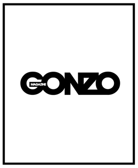 Gonzo Magazine   Published Photograph, 2016.