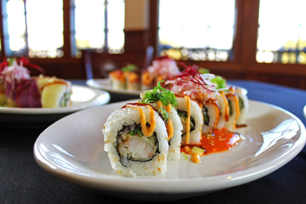 Japanese Cuisine - For a limited time we are offering Japanese Cuisine prepared by our Chef Sakamoto Masanori (Or just Masa for short). Starting May 12thPlease Call For More Info 845-586-4849