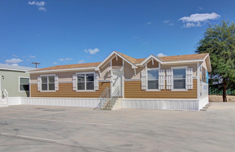 American Spirit Homes, American Freedom Series – Santa Fe, NM