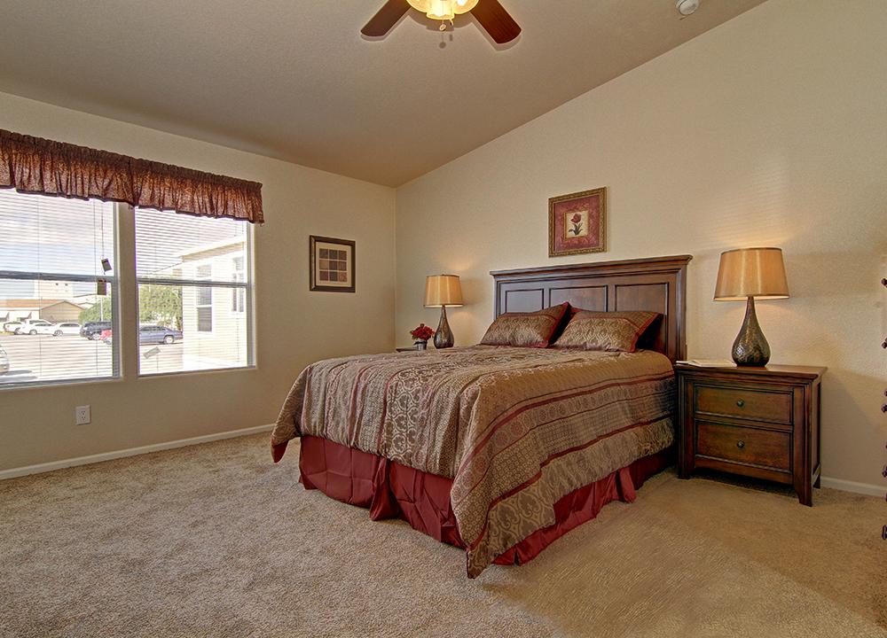 American Spirit Homes-American Freedom 2856, Bedroom